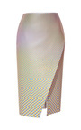 Cycle Wrap Pencil Skirt by DION LEE for Preorder on Moda Operandi
