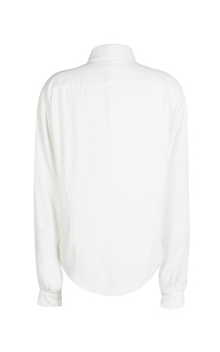 Twill Blouse by ANTHONY VACCARELLO for Preorder on Moda Operandi