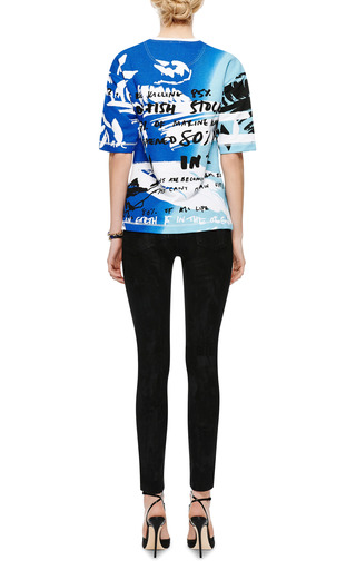 Printed Cotton Jersey Sweatshirt by KENZO Now Available on Moda Operandi