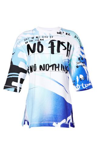 Printed Cotton Jersey Sweatshirt by KENZO Now Available on Moda Operandi