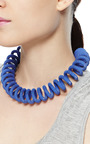 Stacked Cord Necklace by KENZO Now Available on Moda Operandi