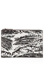 Mini Leather Pouch by KENZO Now Available on Moda Operandi