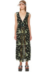 Lemonade Cloquet Sakura Print Dress by MARNI for Preorder on Moda Operandi