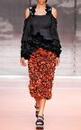 Onice Silk Gabardine Jeweled Blouse by MARNI for Preorder on Moda Operandi