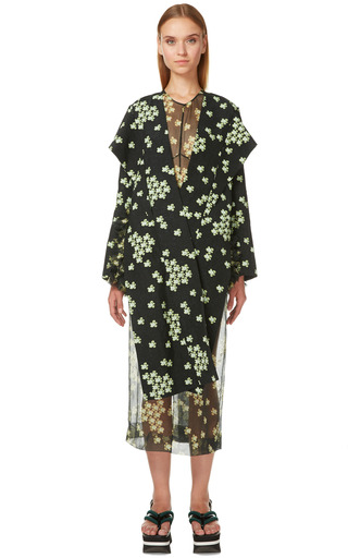 Lemonade Cloquet Sakura Jacket by MARNI for Preorder on Moda Operandi