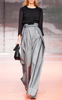 Indigo Twill Trousers by MARNI for Preorder on Moda Operandi