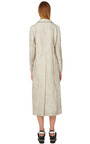 Silk Linen Duster Coat by MARNI for Preorder on Moda Operandi