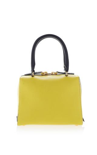 Medium marni yellow yellow handbag