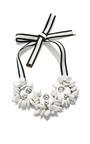 Diamante Resin Necklace by MARNI for Preorder on Moda Operandi