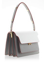 Diamante & Grey Handbag by MARNI for Preorder on Moda Operandi