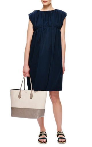 Cotton Blend Balloon Dress by J.W. ANDERSON Now Available on Moda Operandi