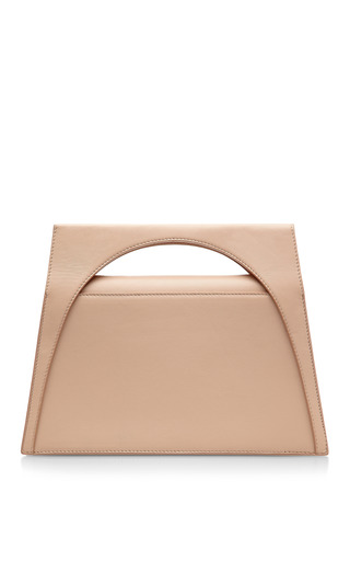 Moon Leather Clutch by J.W. ANDERSON Now Available on Moda Operandi