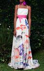 Aquarium Atonement Dress by ISOLDA for Preorder on Moda Operandi