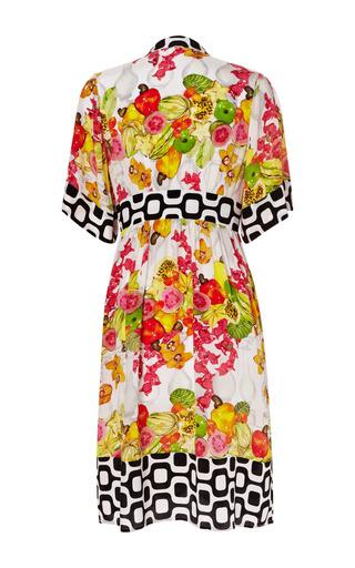 Sacada Viviana Dress by ISOLDA for Preorder on Moda Operandi