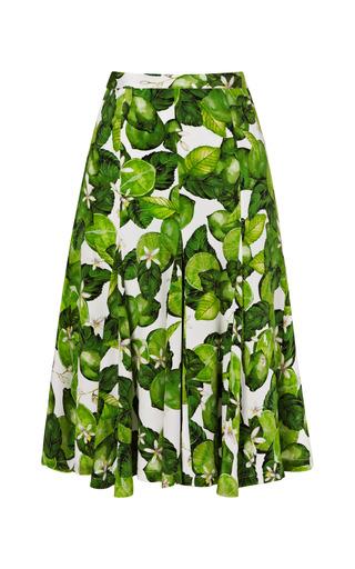 Medium isolda lime green lime sissa skirt