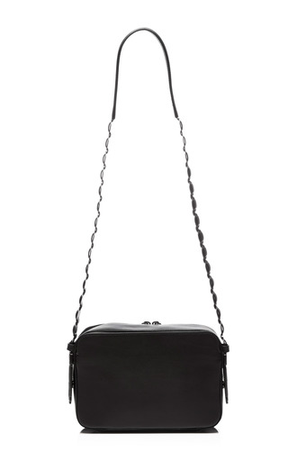 Sumi Leather Shoulder Bag by OPENING CEREMONY Now Available on Moda Operandi