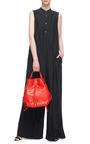 Izzy Leather Back Pack by OPENING CEREMONY Now Available on Moda Operandi