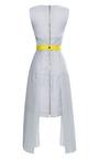 Ice Heydon Dress With Yellow Belt by ROKSANDA for Preorder on Moda Operandi