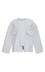 Grey Ashby Jacket by ROKSANDA for Preorder on Moda Operandi