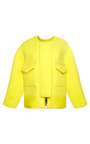 Yellow Ashby Jacket by ROKSANDA for Preorder on Moda Operandi