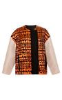 Fire Red Marr Jacket by ROKSANDA for Preorder on Moda Operandi