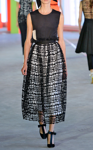 Apsley Skirt by ROKSANDA for Preorder on Moda Operandi