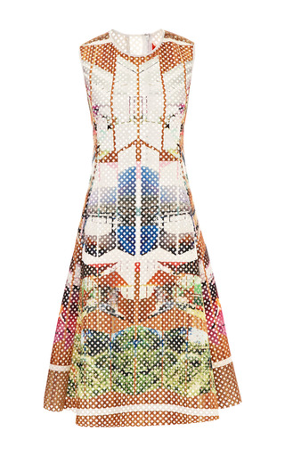 Medium clover canyon multi room with a view dress