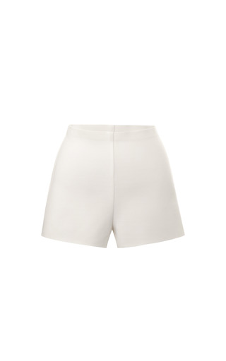 Medium clover canyon white solid neoprene short 2