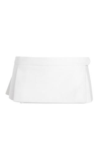 Medium no 21 white white bashina belt