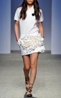 Geraldine Skirt by NO. 21 for Preorder on Moda Operandi