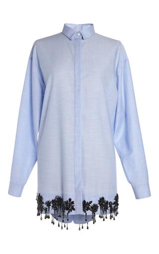 Medium no 21 blue cassandra chambray shirt