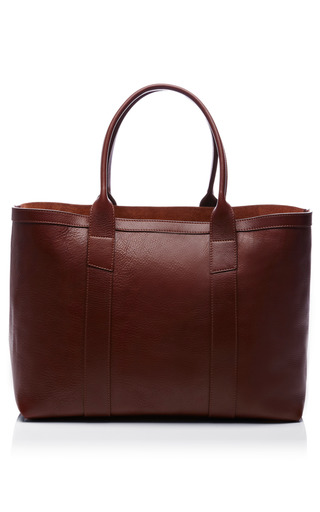 Grained Leather Tote by LOTUFF Now Available on Moda Operandi