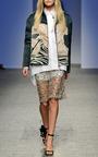 Organza Wave Carol Jacket by NO. 21 for Preorder on Moda Operandi