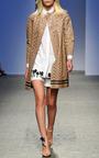 Camilla Elaphe Coat by NO. 21 for Preorder on Moda Operandi