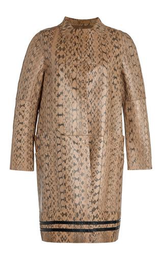 Medium no 21 multi camilla elaphe coat