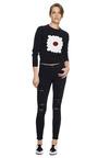 Daisy Intarsia Crewneck Sweater by OPENING CEREMONY Now Available on Moda Operandi