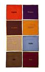 Julia B. Couture Linens Booze Cocktail Napkin Set by JULIA B. COUTURE LINENS for Preorder on Moda Operandi