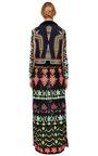 Denim Embroidered Vest by VALENTINO for Preorder on Moda Operandi