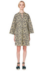 Chine Grifoni Dolman Sleeve Tunic by VALENTINO for Preorder on Moda Operandi