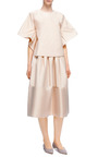 Taffeta Circle Top by TOME Now Available on Moda Operandi