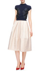 Taffeta Dirndl Skirt by TOME Now Available on Moda Operandi