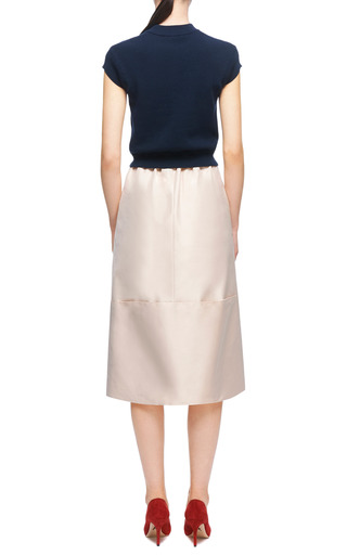 Taffeta Dirndl Skirt by TOME Now Available on Moda Operandi