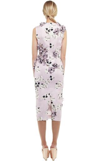 Bouquet Gazar Long Tube Dress by GIAMBATTISTA VALLI for Preorder on Moda Operandi