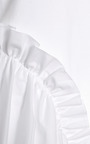 Ruffle Detail Cotton And Tulle Top by SIMONE ROCHA Now Available on Moda Operandi