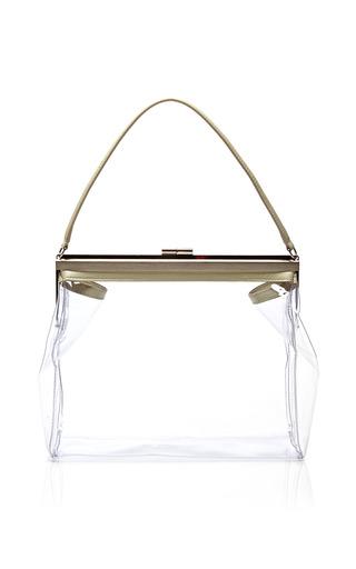 Medium simone rocha clear small pvc satchel
