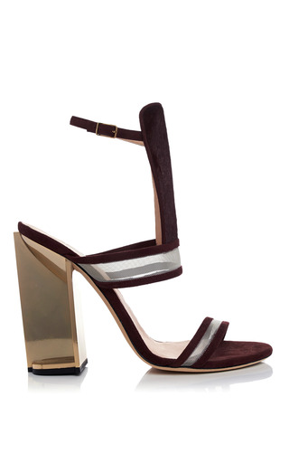 Medium ellery gold zwan sandal
