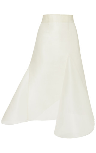 Medium ellery ivory suzette skirt 2