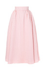 Christian Matelassé  Midi Skirt by EMILIA WICKSTEAD Now Available on Moda Operandi