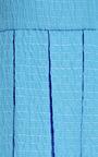 M'o Exclusive: Jully Pleated Matelassé Midi Dress by EMILIA WICKSTEAD Now Available on Moda Operandi