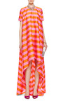 Mariee Striped Cotton Blend Twill Gown by EMILIA WICKSTEAD Now Available on Moda Operandi
